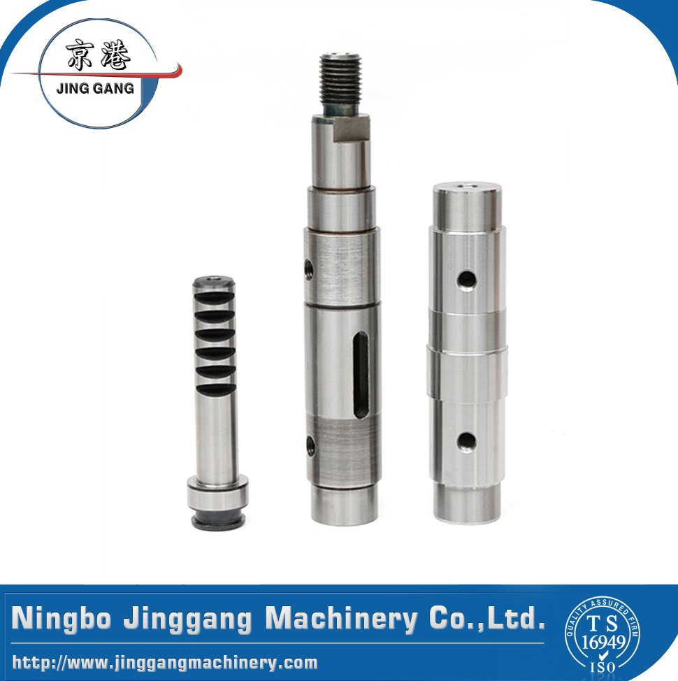 Central machinery parts High precision CNC machining