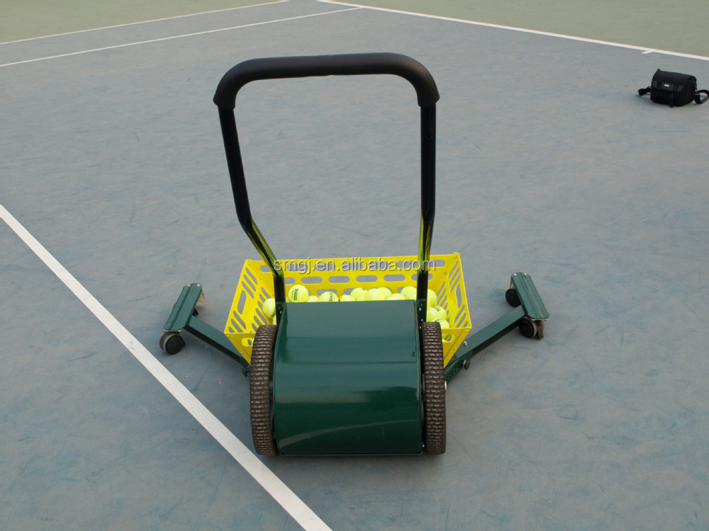 Factory Supply Tennis Ball Collecting Cart