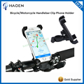 OEM Logo Printing Bike Mount Bicycle Holder Adjustable Clamp Mount for Smartphones and GPS Devices