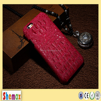 Luxury Genuine Leather Case For Apple iPhone 6 6 Plus ,Ultra Thin Mobile Phone Back Cover For iPhone6 4.7 5.5 Inch
