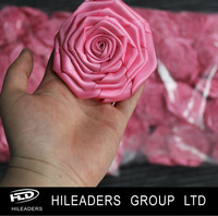 RT1066 Wholesale Cheap India Ribbon Flowers