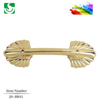 JS-h011 plastic coffin handles in bulk packing china