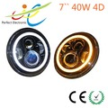 7inch 40w round Moto Headlights with high quality