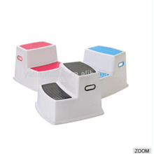 Baby toilet step foot stool with non-slip TPR for children