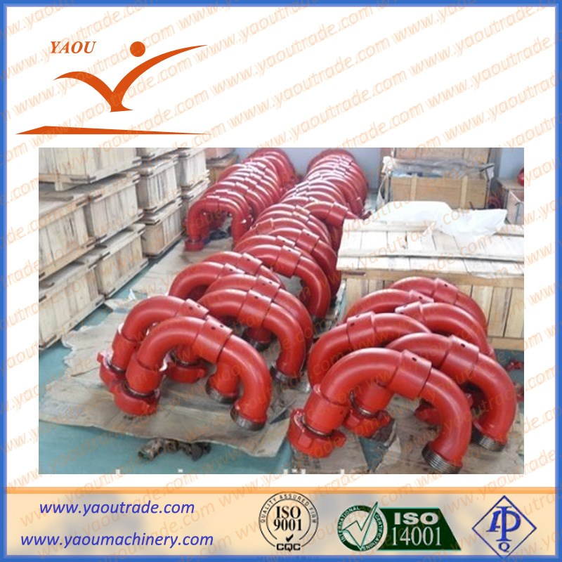 API 5CT double plug / singel plug casing cementing Head