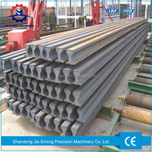 Heavy steel rails/ Heavy Duty Steel Crane Rail