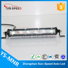 Brightness discovery 3 light bar led one row led offroad light bar driving lamp 108w high powe