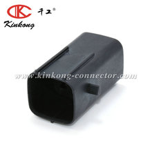 6 pin epc and ford electrical waterproof automotive connector and auto electrical plug
