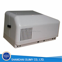 Fiberglass hard cover for generator FRP GRP generator cover