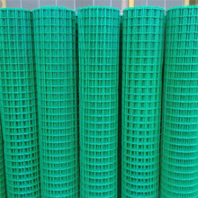 Best quaity low price 1/2 inch plastic coated welded wire mesh factory