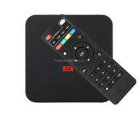 MX Pro Amlogic S905 Chipset Android 5.1 Lollipop OS Quad Core 1G/8G 4K Google Streaming Media Player TV Box with WiFi, HD, DLN