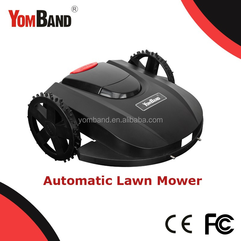 Auto Work Zero Turn Remote Control Robot Lawn Mower with Cheap Factory Price