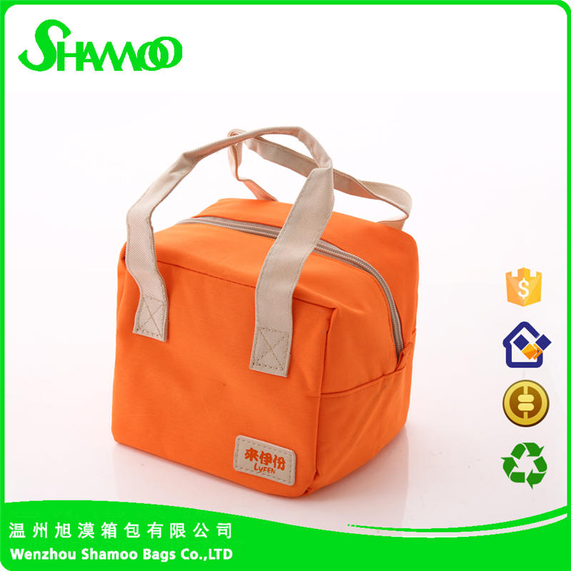 High quality waterproof non-woven cooler lunch bag