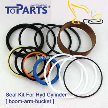 210-7101 Seal kit For 210-7101 Backhoe loader cylinder Seal Kit 2107101  repair kit