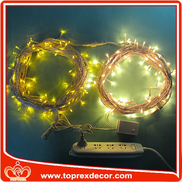 decorative outfit 100 LEDs battery pack for christmas lights