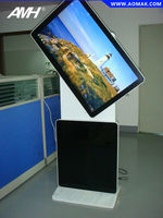 Double Screen and Rotation Android smart tablet pc all in one