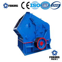 Professional china factory shanghai foxing impact crusher manufacturer
