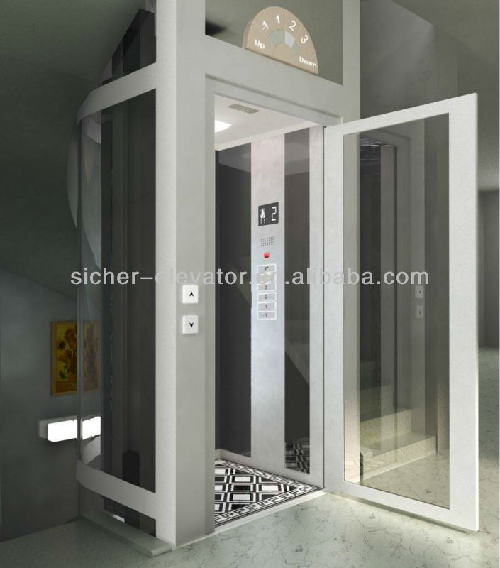 Small residential home elevator lift price manufacturer for Small elevator for home price