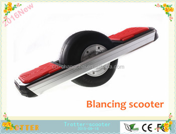 Unfoldable Electric Scooter 700W one wheel