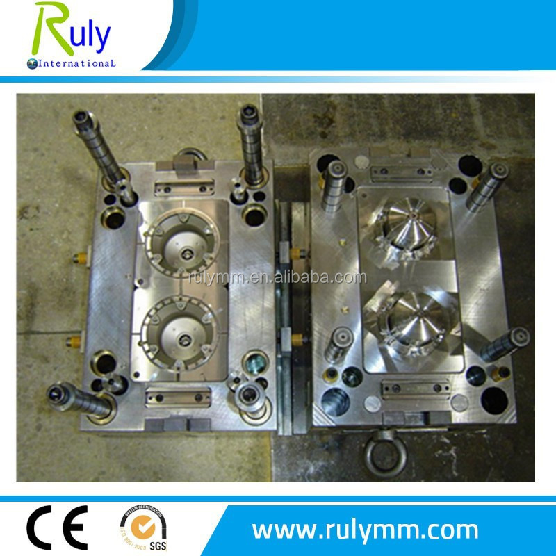 Multi cavity preform plastic mold making