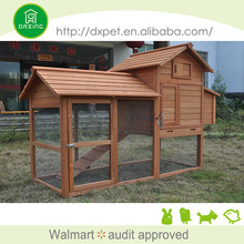 Fashional fir wood cheap price wooden layer poultry cages