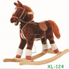 Traditional Horse Toy Baby Rocking Horse