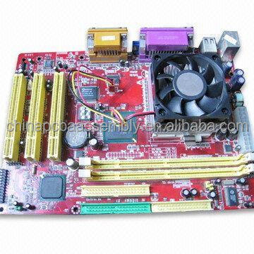 Electronic motherboard 1-24 layers pcba manufacturer/SMT DIP pcb assembly