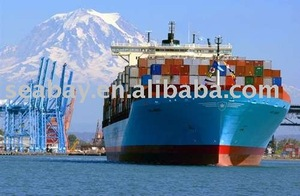 China shipping agency to KENYA