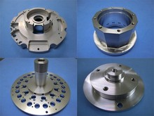 CNC machining anodized aluminium 6061/Custom high quality car nut and screw/CNC milling aluminium and brass parts