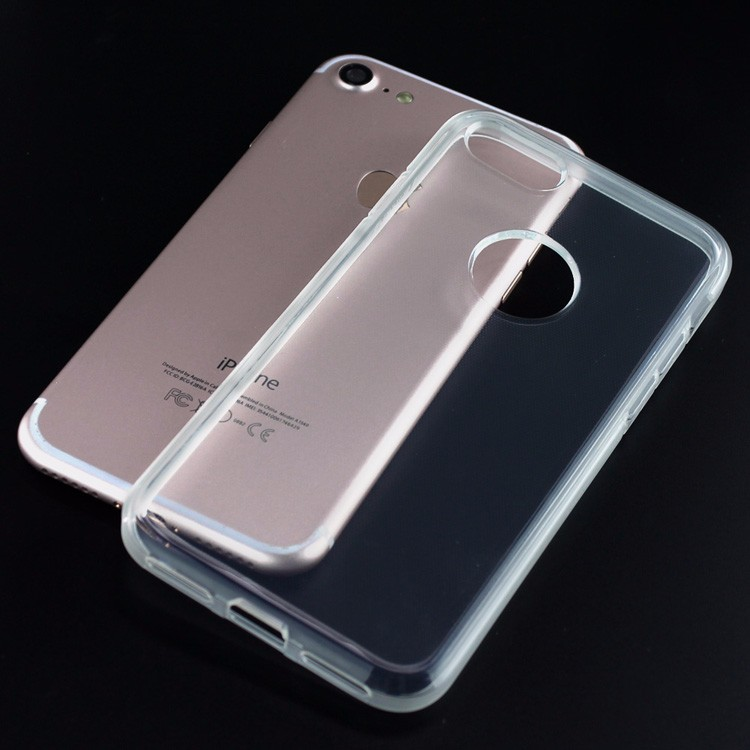 Flexible Price 2mm tpu clear case for iphone 8