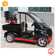 Mini Cargo Express Electrical Delivery three wheel Vans/chinese electric car