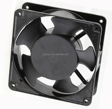 120mm 110v 220v 230v 380v ac axial fan 120x120x38