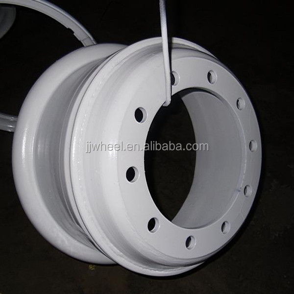 3pcs type tubeless wheel