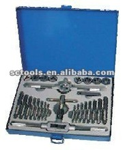 28PC METRIC TAP AND DIE SET