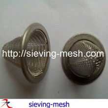 20mm 304 mesh screen conical filter/ conical mesh / conical strainer