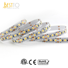 ETL/UL listed Epistar 120leds per meter Nano Tech waterproof flexible SMD 2835 LED strips