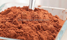 natural/alkalized cocoa powder 10-12%