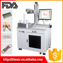 China manufacturer 30W 20W 10W laser marking machine metal laser fiber marking machine