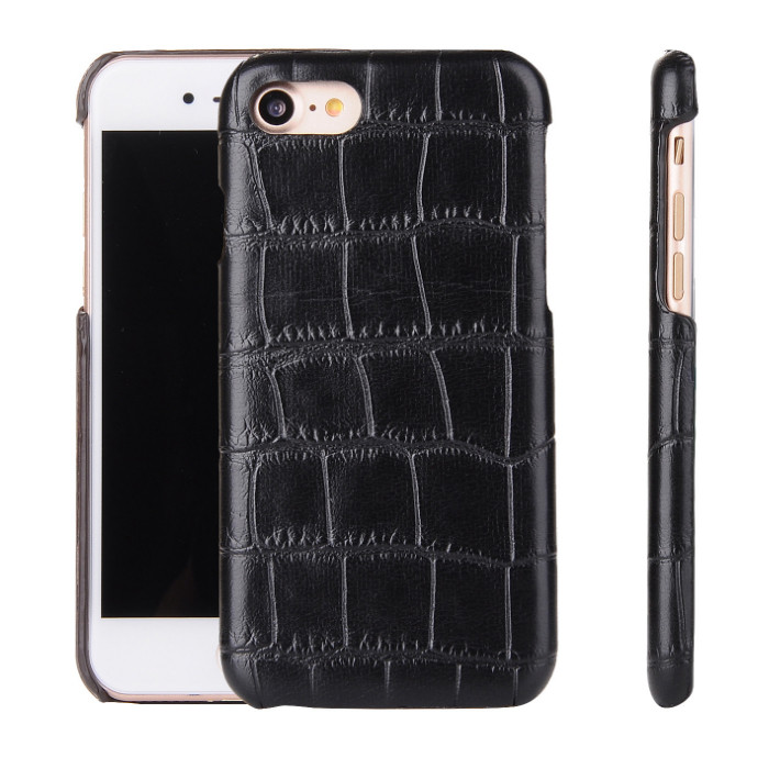 for iPhone 7 customized leather genuine leather mobile phone case