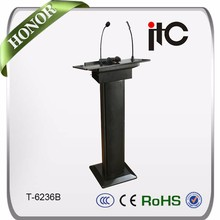 Easy to use lectern podium pa system