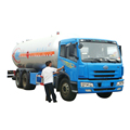 FAW 6x4 6x6 right hand drive 24m3 mobile lpg bobtail truck