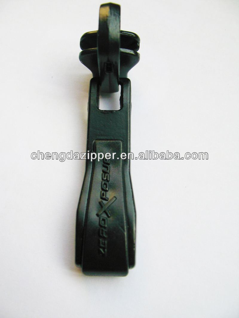 different kinds of rubber puller,fancy and sport slider for sports garment