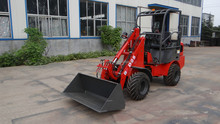 Mini D25 4WD with CE/EPA mini shovel wheel loader for sale