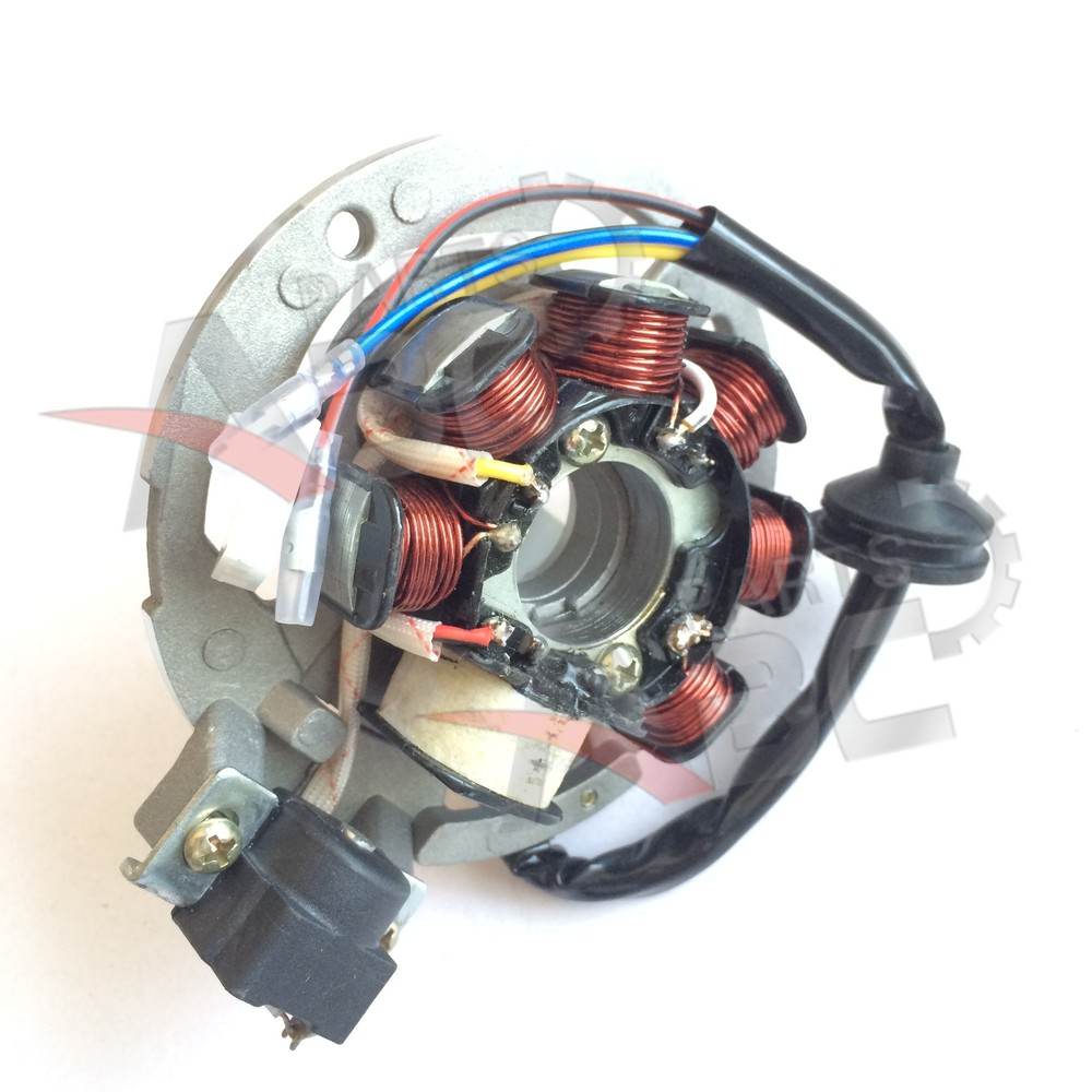 2 Stroke Scooter STATOR MAGNETO 5 Wire For Jog CPI 50cc