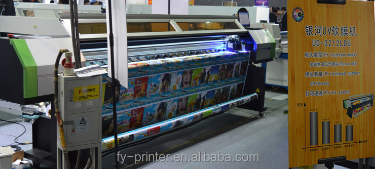 3.2m indoor outdoor printer/Galaxy UD-3212LD flex banner printer