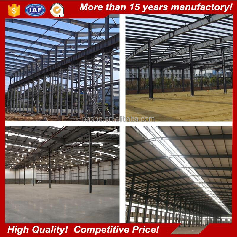 prefab steel building / prefabricated steel structure