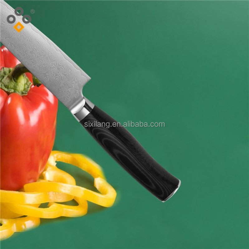 <strong>best</strong> selling double bolster good quality 5pcs s/s kitchen knife set