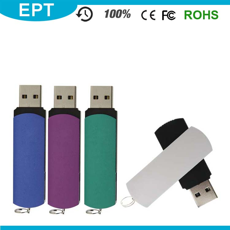 Mini Metal Cooper Swivel Stick 62GB USB Flash Drive for Promotion