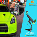 2017 high quality 3 in 1 FM transmitter car charger holder mobile phone charger holder
