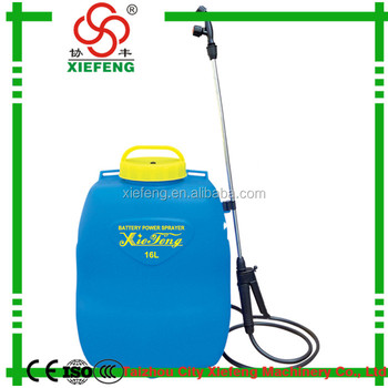 New products 2014 electric water pump sprayer